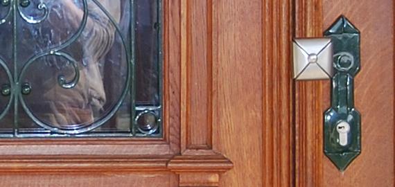 Unsere Leistung Sicherheit - Umrüsten Haustür mit einer Schließanlage