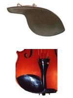 Kinnhalter Guarneri flaches Modell online kaufen bei Musikinstrumentenhandel.de