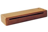 Blocktrommel - beidseitig geschlitzt online kaufen bei Musikinstrumentenhandel.de