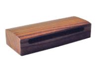 Blocktrommel - gewölbt, einseitig geschlitzt (schmal)  online kaufen bei Musikinstrumentenhandel.de
