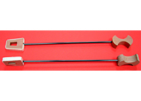 Hackbrettschlägel aus Carbon  online kaufen bei Musikinstrumentenhandel.de